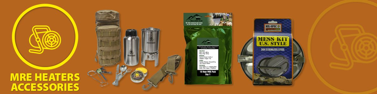 MRE Heaters & Accessories